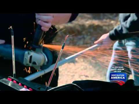 Ghost Asylum S01E01 Old War Memorial Hospital HDTV x264 SPASM