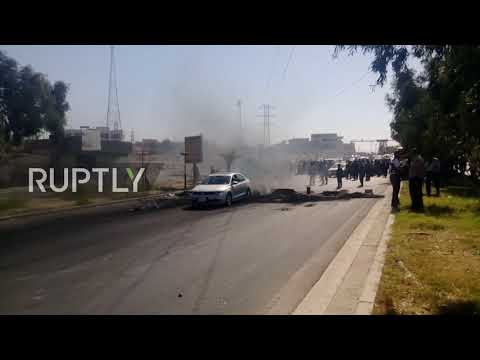Iraq: Clashes in Kirkuk between Peshmerga fighters and government troops