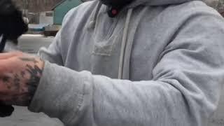 Утопили мотоцикл Ducati Multistrada в Киеве в Реке Днепр всем Полныйгаз For licensing@viralhog.com