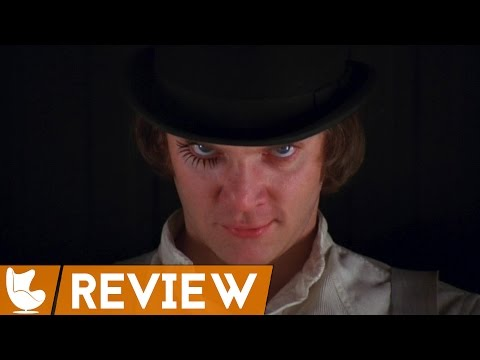 A CLOCKWORK ORANGE REVIEW (No. 79) | Top 100 Movies of All-Time