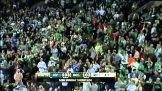 Paul Pierce Top 10 Game Winners and clutch shots
