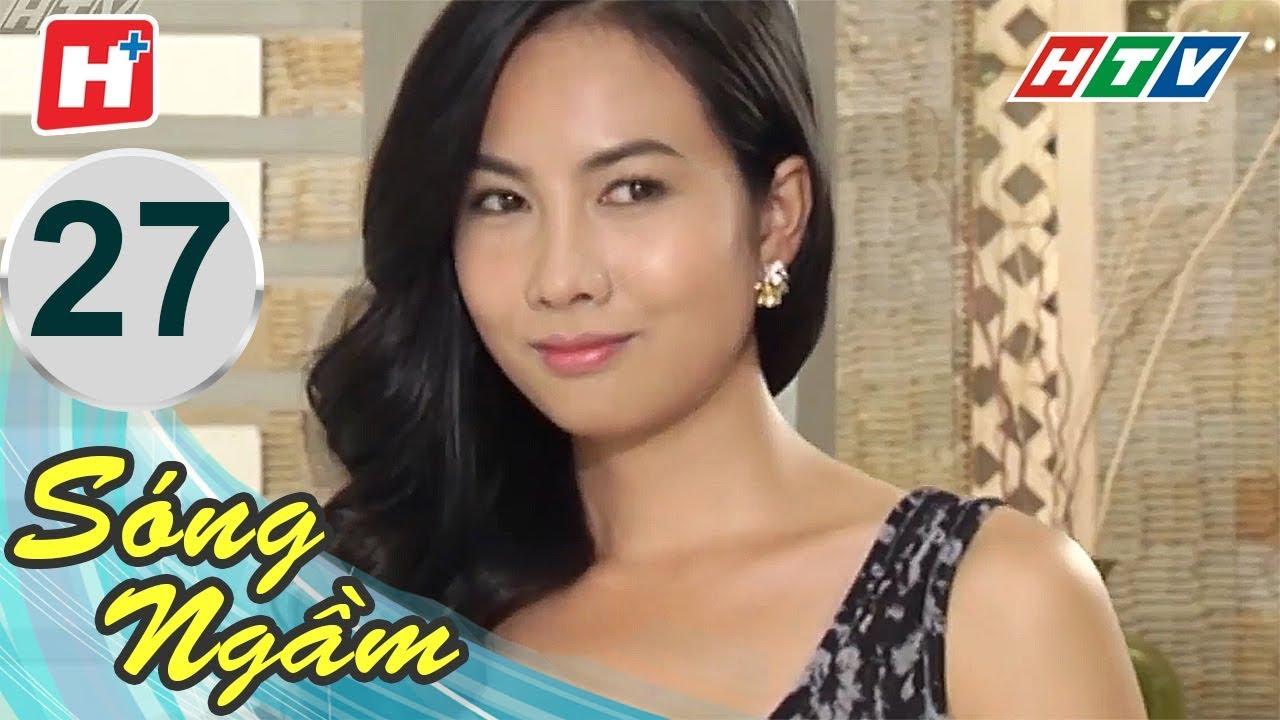 image Sóng Ngầm – Tập 27 (tập cuối) | HTV Films Tình Cảm Việt Nam Hay Nhất 2018