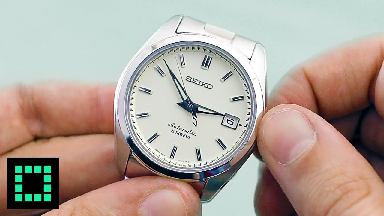 Seiko Sarb035 Review The Best Watch Under 500 Youtube