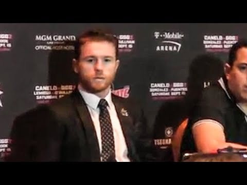 Canelo: GGG MOST ANNOYING Fighter I've EVER Faced!