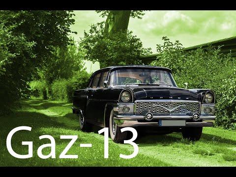 GAZ-13 Tschaika   ГАЗ-13 Чайка   Edd0s