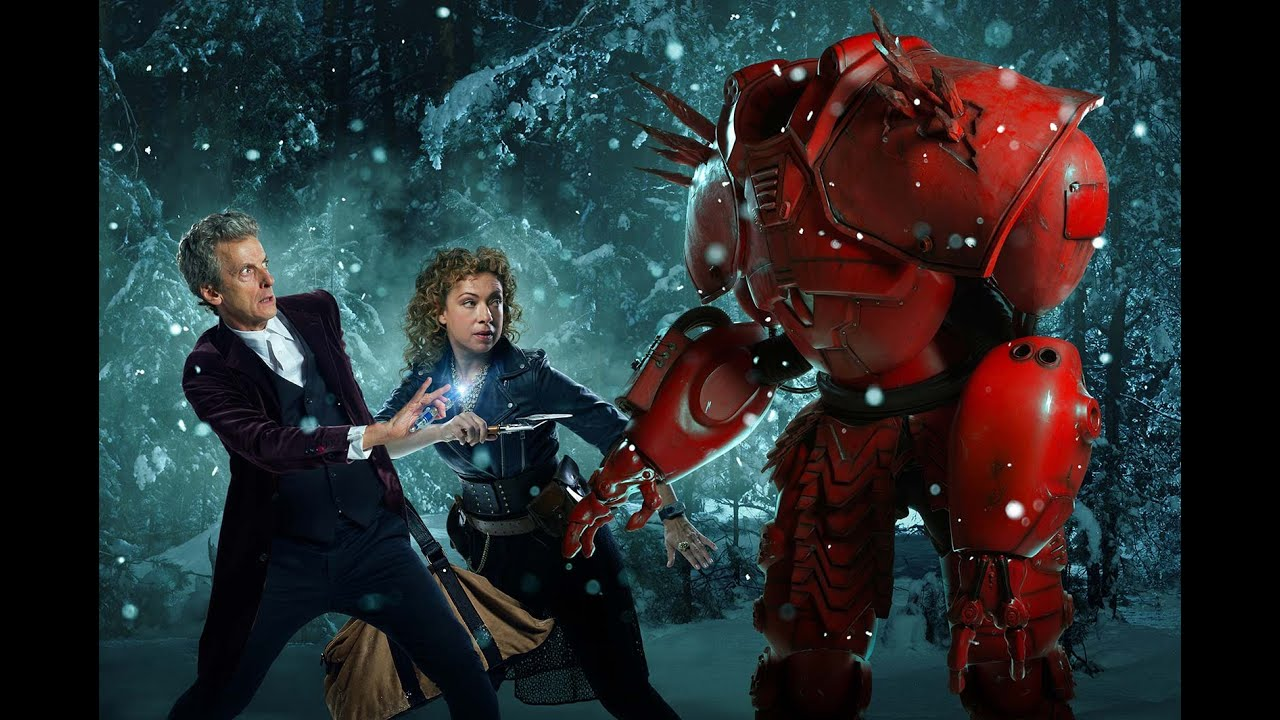 Doctor Who Series 9 Christmas Special: The Husbands of River Song ...