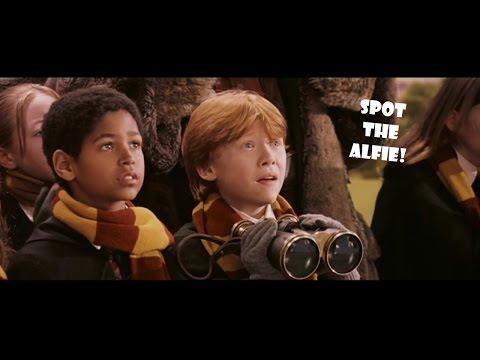 Alfred Enoch as Dean Thomas in Harry Potter