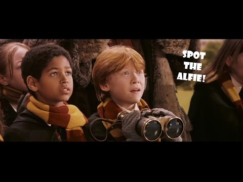 Alfred Enoch as Dean Thomas in Harry Potter