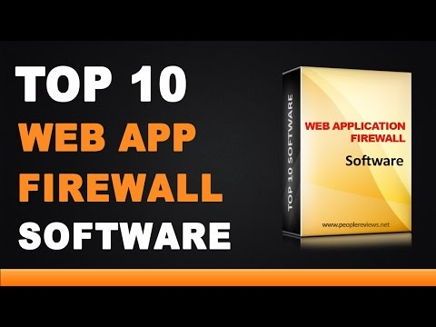 Best Web Application Firewall Software - Top 10 List