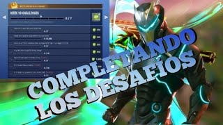 """LAST CHALLENGES"" for the ""SKIN SECRETA"" !!. FORTNITE: Battle Royale - Rale11"