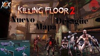 KILLING FLOOR 2 - NUEVO CONTENIDO - NUEVO MAPA DESAGÜE!!