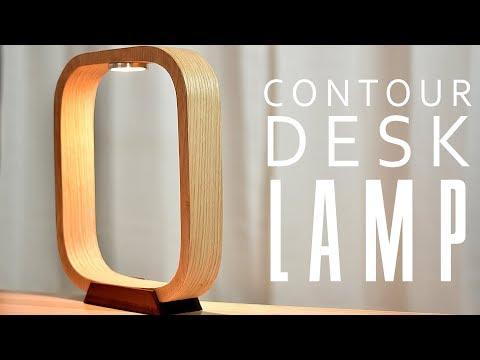 DIY Contour DESK Lamp
