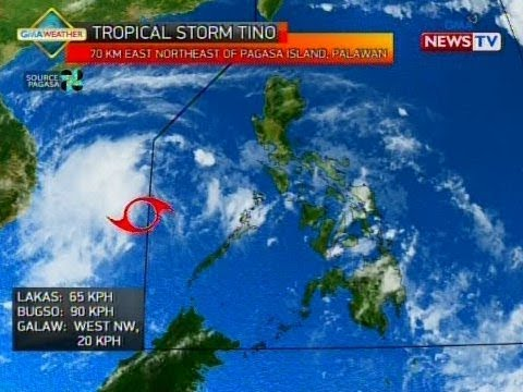 BT: Weather update as of 12:08 p.m. (Nov. 18, 2017)