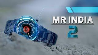 Mr India 2 - Official Trailer | Invisible Superhero | Sci-fi Series
