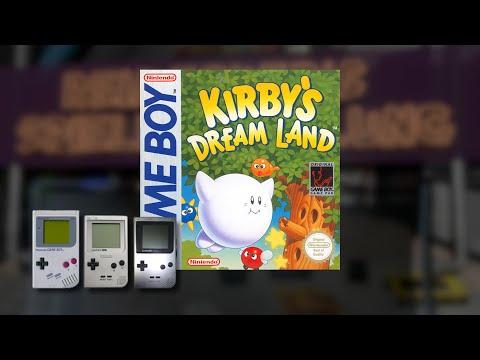 Gameplay : Kirbys Dream Land [Gameboy]