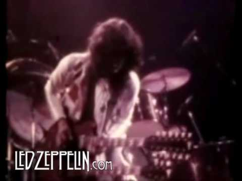 Led Zeppelin - The Song Remains The Same (Live In Greensboro 1977) (Rare Film Series)