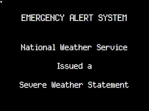 Fictional: Tornado Emergency for Peoria County, Illinois