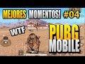 MEJORES MOMENTOS #4 | PUBG MOBILE en Español