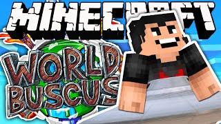 MARKIPLIER IS AN ALIEN! - Minecraft Worldbuscus