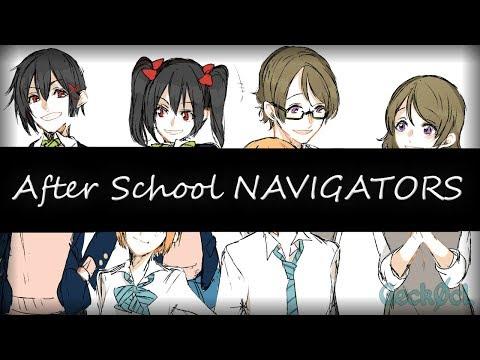 Love Live! - After school NAVIGATORS (Male 'n' Female duet)