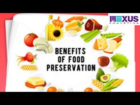 sc 1 st  YouTube & Learn Science: Need and Benefits of food Preservation - YouTube