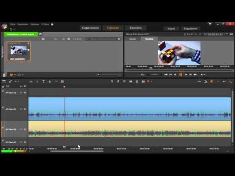 Audio und Ton abmischen Audio Ducking mit wenigen Klicks in Pinnacle Studio 19