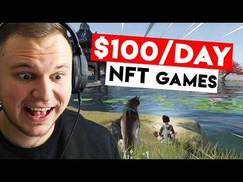 3 FREE Play to Earn NFT Games To Make $100 a Day! Crypto Blockchain Gaming