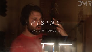 "Gambar cover David M Rodgers - ""Rising"" (Songs For A Generation)"