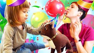 День рождения Карла — Бьянка дарит подарок | Привет, Бьянка