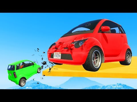 EXTREME Panto Demo Derby! - GTA 5 Funny Moments