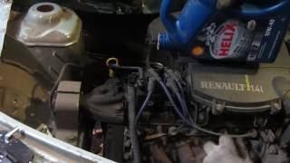 Замена масла в двигателе Рено Логан и Лада Ларгус(Видео обзор по самостоятельной замене моторного масла и фильтра на таких автомобилях как Рено Логан и Лада..., 2015-08-22T20:35:59.000Z)