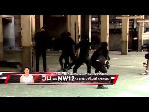 Martial Warrior ชิงฝันแอ็กชั่นสตาร์ - EP.5 (4/6) ตอน อาวุธปืน [18 พ.ค.57] HD