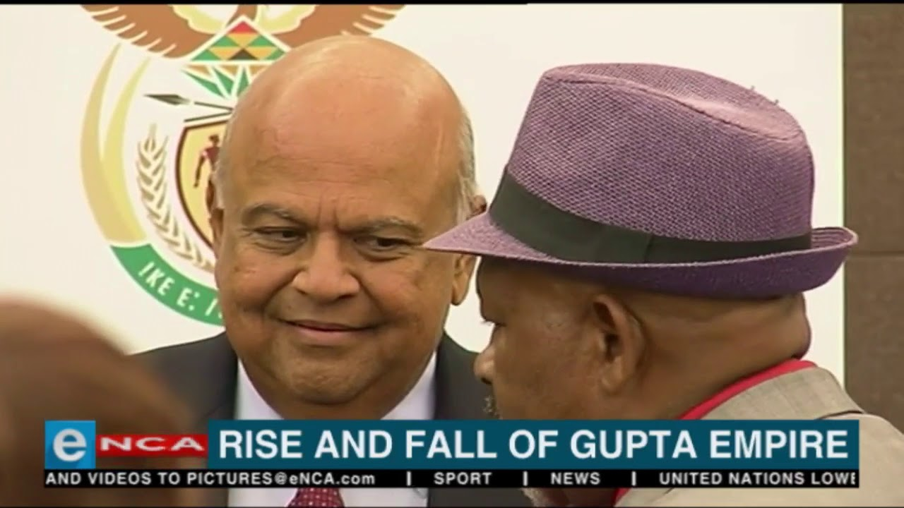 Rise and fall of Gupta empire