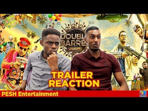 Double Barrel Trailer Reaction | PESH Entertainment