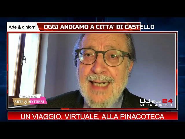 TG Umbria+Teleterni del 26 maggio 2021