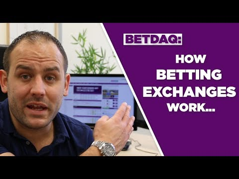 How Betting Exchanges Work: SIMPLE Explanation... (Step by Step)