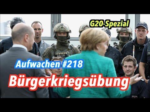 Aufwachen #218: Der richtige & wichtige G20-Gipfel (mit Hans Jessen)