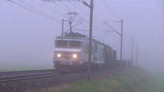 Train : la ligne 15 sous le brouillard