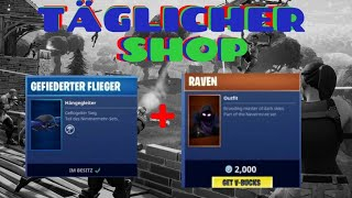 Raven Skin is Back | daily SHOP Fortnite Battle Royale