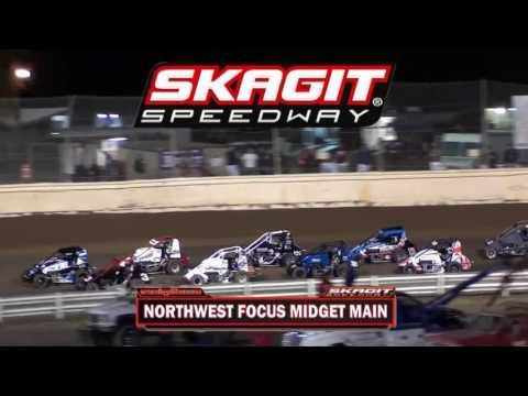 Skagit Speedway Highlights08 27 2016