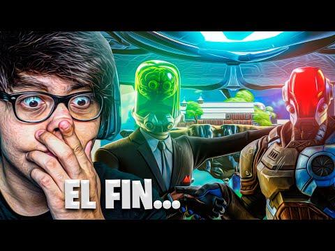 EL FIN DE FORNITE COMIENZA *EVENTO FINAL* 😭 | Blend Freshon