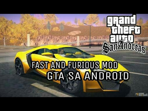 Fast And Furious Mod Download And Install In Gta Sa Android With Easy Steps Yaduvanshi T