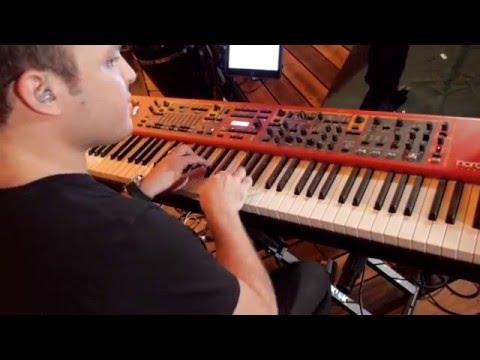 Kemuel Roig piano solo @