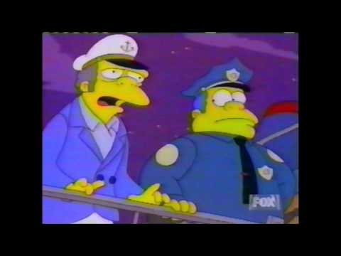 The Simpsons - Homer Steals Moe's Car
