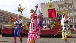 Parque España - Baile del Capitán 6/16 15:50