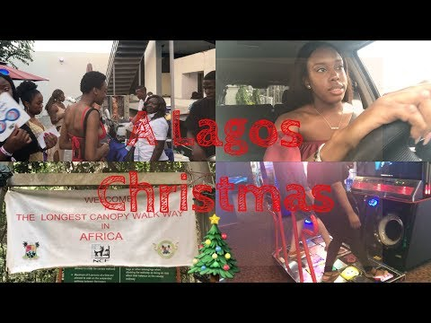 A Lagos Christmas | CopaCabana, Clothing Line Launch, & Lekki Conservation Center