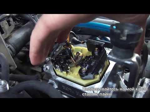 Ремонт AUDI A6 .Замена ремкомплекта ТНВД AUDI A6 1.9tdi часть вторая.TDI-pump Seal-2