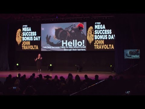 MEGA SUCCESS 2017 - Unstoppable Tracy