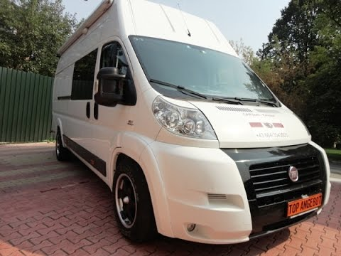 fiat ducato 30 l5h3 3 0 jtd 160 spezial umbau youtube. Black Bedroom Furniture Sets. Home Design Ideas