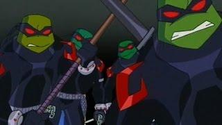 Черепашки ниндзя все серии в будущем часть 6